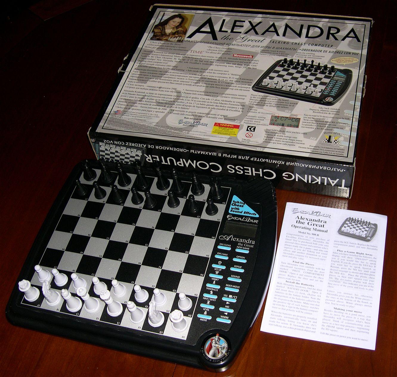 Novag obsidian chess computer (rare) | #1881597439.