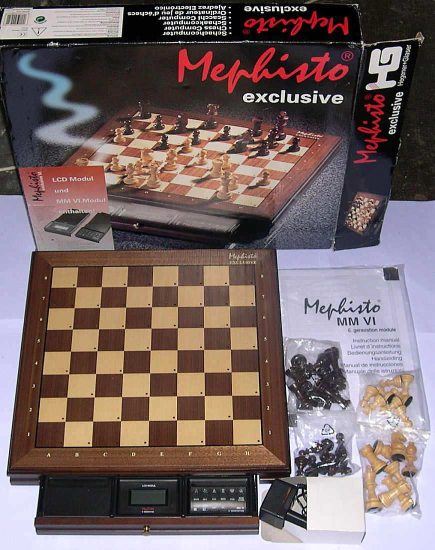 How to use electronic chess set: novag obsidian youtube.