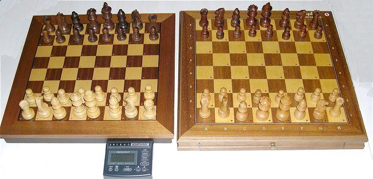 Novag carnelian ii chess computer | ebay.