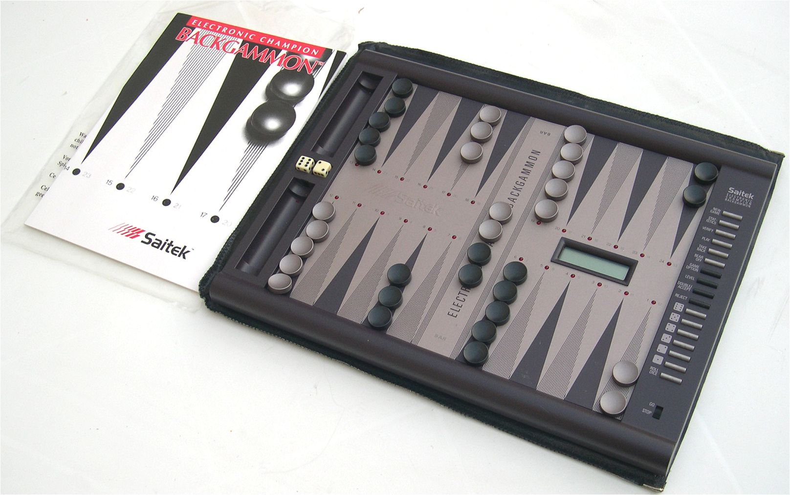 Backgammon Computer